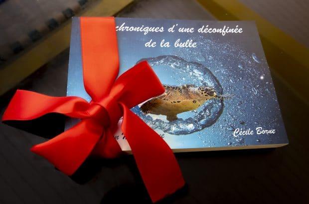 Le livre de Tatie Cécile est en vente au centre !!!